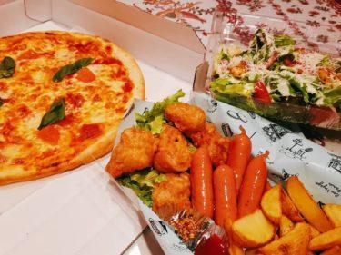 【テイクアウト】ピアチェーレの生パスタ・ピザ・お弁当etc…テイクアウトはじめました!