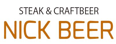 STEAK & CRAFT BEER NICK BEER